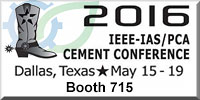 Cement Conference 2016